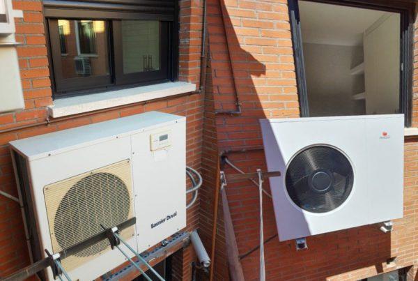 Eco-sima Instalación de Aerotermia img3
