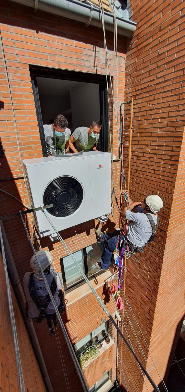 Eco-sima Instalación de Aerotermia img5
