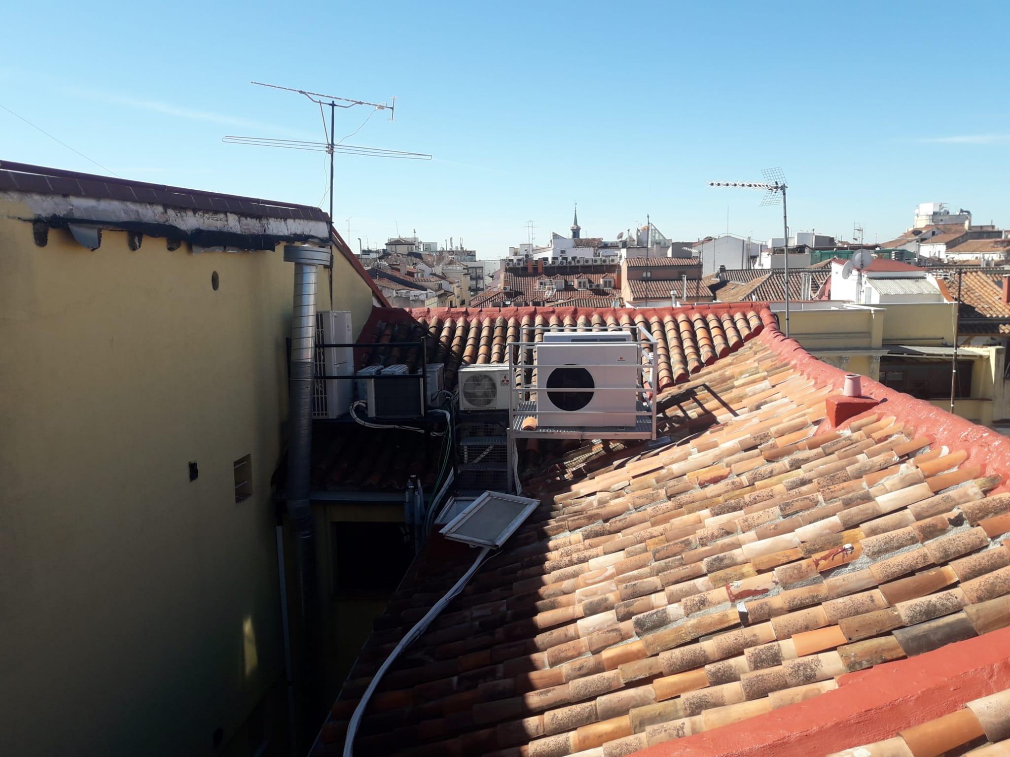 Climatización en Cálamo Guesthouse foto2